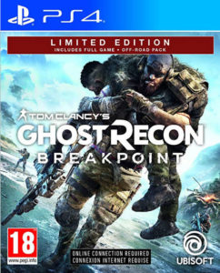ghost recon breakpoint opiniones